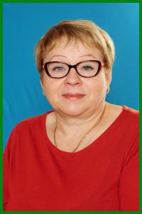 Аксенова Галина Мефодьевна